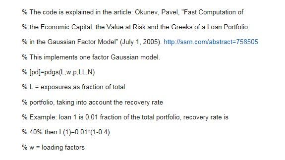 Cumulative Distribution Function of the CDO Loan Portfolio Loss in the Gaussian Factor Model