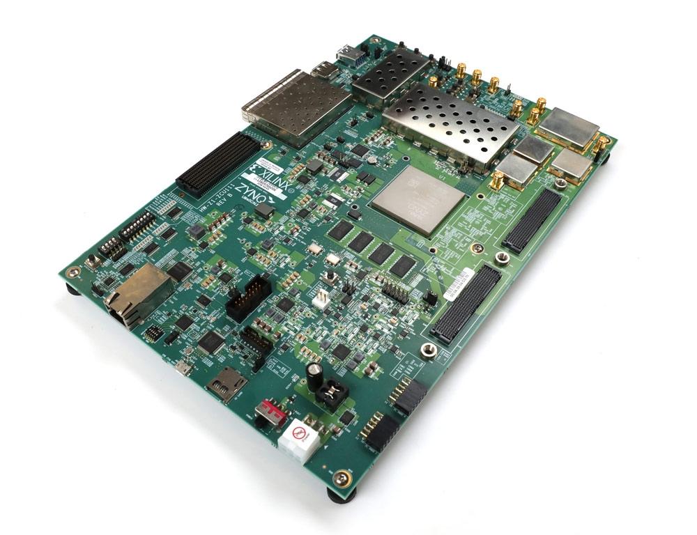Xilinx - Zynq UltraScale+ RFSoC