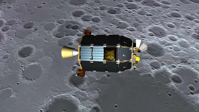 NASA Ames Research Center Develops Flight Software for Lunar Atmosphere Dust Environment Explorer
