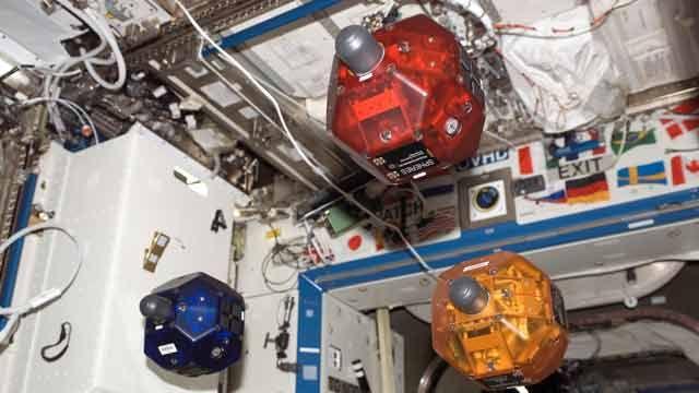 NASA SPHERES
