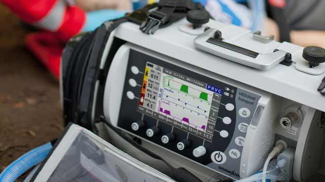Weinmann Develops Life-Saving Transport Ventilator Using Model-Based Design