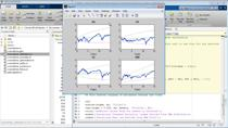 In this webinar, you will learn how to use MATLAB to verify and validate complex investment strategies.  The approach seeks to model an event-driven strategy through Monte Carlo simulation at the instrument level, and to use the portfolio optimizatio