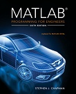 MATLAB Programming for Engineers, 6th edition