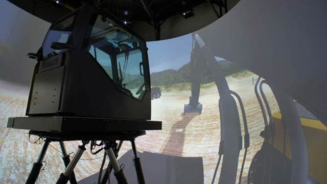 Volvo Construction Equipment Streamlines Product Development with a Real-Time, Human-in-the-Loop Simulator