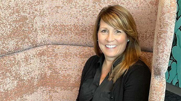Lisa, Principal UX Designer