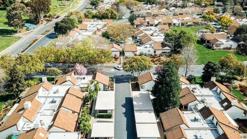 Abbildung 3: Luftaufnahme der Seniorensiedlung The Villages.
