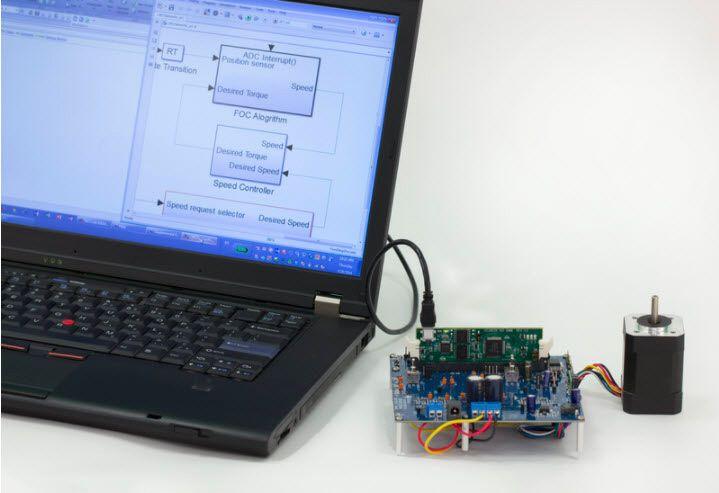 Abbildung 6: Beispiel-PIL für eingebetteten Prozessor.