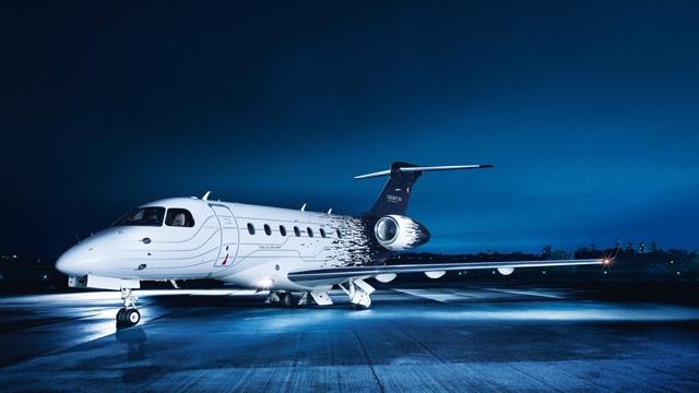 Embraer beschleunigt Requirements Engineering und Prototyping des Legacy-500 Flugsteuerungssystems