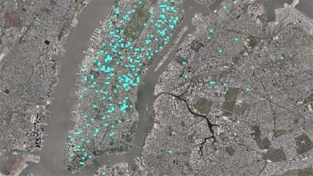 Process big data on an Apache Spark cluster using MATLAB. Statistics and machine learning are applied to multiple years of data from New York City taxis to gain insights and predict taxi fares.
