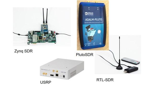 Übertragung von LTE-Signalen mit AD936x-SDR auf analogen Geräten.