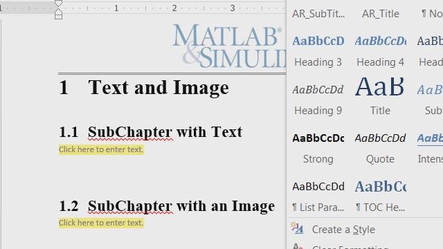 Erstellen Sie formatierte, benutzerdefinierte Berichte mit einem formbasierten Berichtsansatz.
