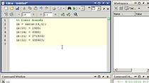 Lösung eines linearen Optimierungsproblems mit Solvern der Optimization Toolbox™ unter Verwendung des Solver-basierten Workflows. Als Beispiel dient eine Anlage zur Dampf- und Stromerzeugung.