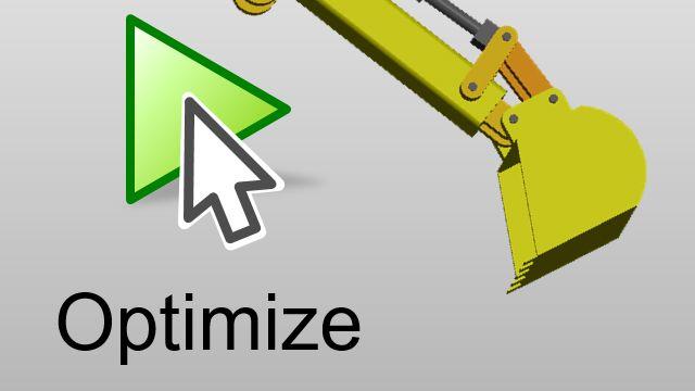 Optimierung eines hydromechanischen Stellsystems, um den Systemanforderungen zu entsprechen. Die Parameter eines Simscape Fluids Modells werden mittels Optimierungsalgorithmen automatisch kalibriert.