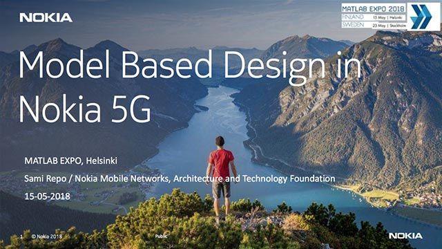 Model-Based Design in Nokia5G