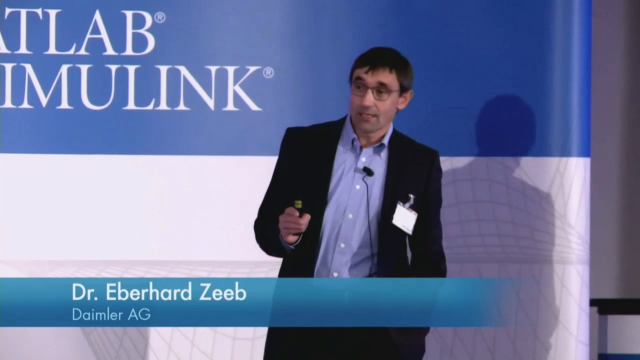 Self-driving or highly automated vehicles are a hot innovation topic in the automotive industry. In this talk, Dr. Zeeb focuses on what it takes to put autonomous driving into customer hands.
