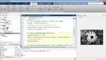 Use MATLAB to help with visualization, verification, and testing of C/C++ code directly from Visual Studio and Eclipse.  Integrate existing C/C++ code into MATLAB for simulations and rapid prototyping.
