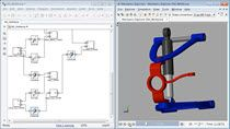 Learn how to Import a CAD assembly into SimMechanics using SimMechanics Link via a plug-in that lets you save your CAD file as an XML file, or an API that you connect to your CAD system.