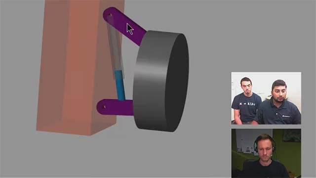 Model your vehicle dynamics for lap-time simulation, prediction of energy consumption, or to tune your suspension system. Christoph Hahn, Sebastian Castro, and Swarooph Seshadri, of MathWorks