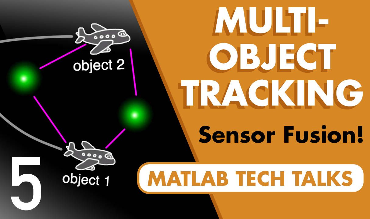 This video describes two common problems that arise when tracking multiple objects: data association and track maintenance. We cover a few ways to solve these issues and provide a general way to approach all multi-object tracking problems.
