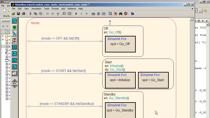 In this webinar we discuss three design patterns for modeling state machines in Stateflow. The first design pattern shown is a new pattern added to the Stateflow Pattern Wizard for creating switch-case constructs for flow diagrams. The second pattern