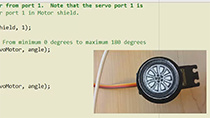 This hands-on tutorial shows how commands from MATLAB Support Package for Arduino can be used to control DC, stepper, and servo motors.