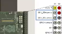 Acquire and analyze data from an I2C sensor using MATLAB