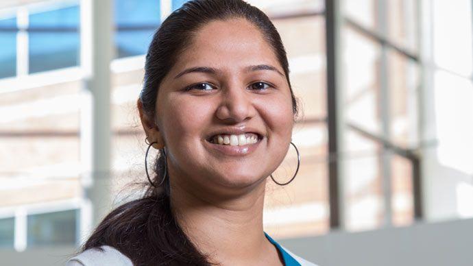 Shraddha, ingénieur logiciel senior