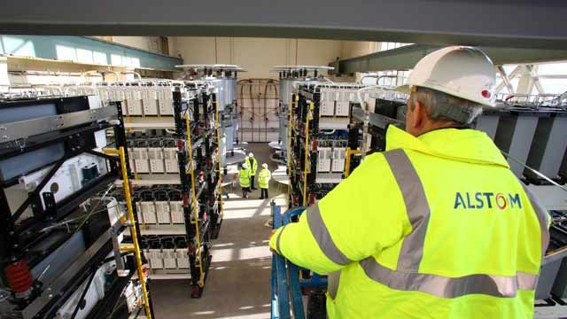 Alstom Grid développe un système de transmission DC à haute tension en utilisant le Model-Based Design