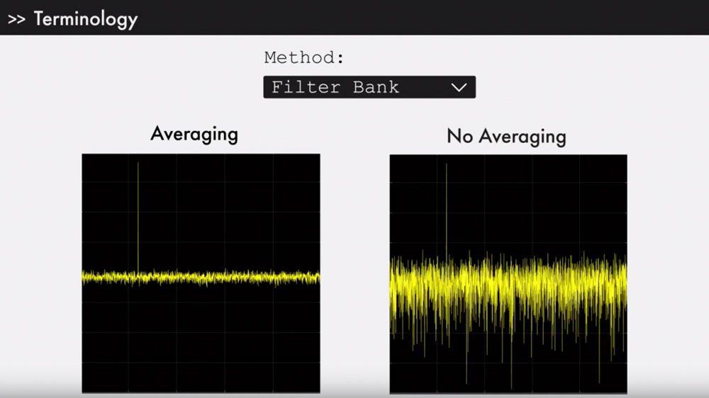 Vidéo: Pourquoi utiliser une banque de filtres basés sur un canaliseur pour l'analyse spectrale?