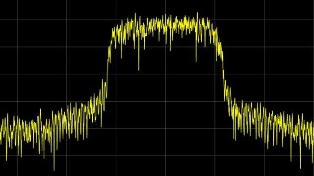 RMC et formes d'onde pour liaison descendante UMTS.