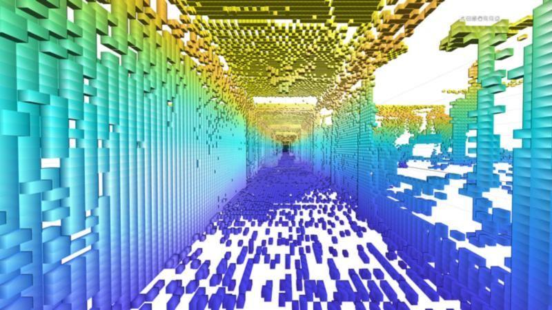 Créer des grilles d'occupation 2D et 3D.