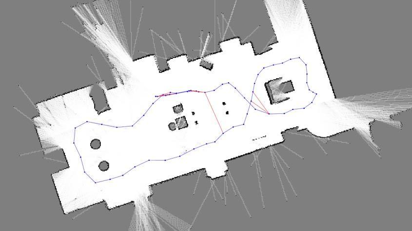 Implémenter des solutions de localisation et de cartographie simultanées personnalisées.