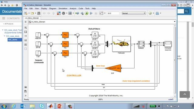 Ce webinar offre un aperçu détaillé du processus de développement de systèmes répondant aux exigences de certification de l'aérospatiale.  Cet aperçu s'appuiera sur un exemple de système de commandes de vol d'hélicoptère.