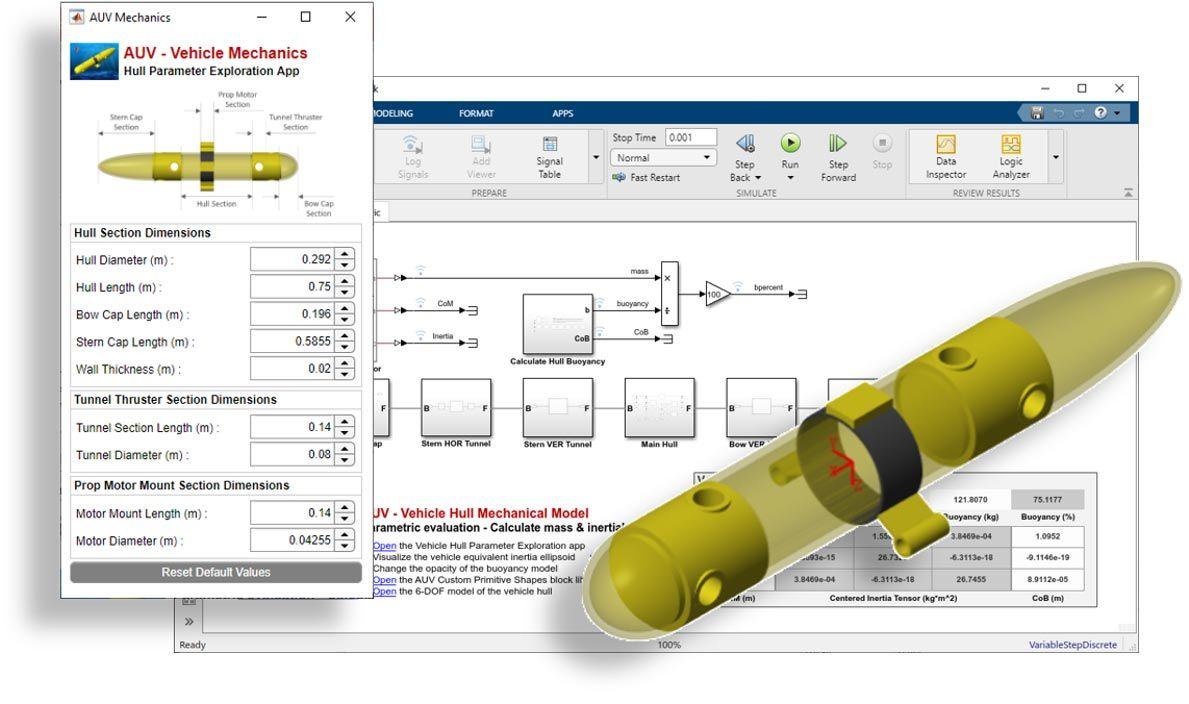 Modéliser et visualiser des dynamiques 3D complexes et des comportements électromécaniques