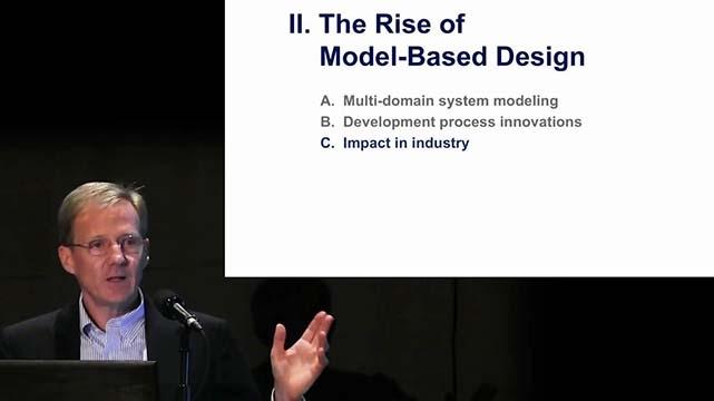 Jack Little, président et cofondateur de MathWorks, se penche sur l'impact du Model-Based Design dans l'industrie et le monde universitaire.