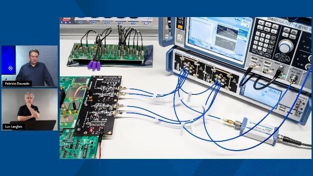 Collectez, mesurez et caractérisez les performances RF dans les bandes d'ondes millimétriques en utilisant MATLAB et Simulink et le Avnet mmWave Radio Development Kit avec Xilinx Zynq UltraScale+ RFSoC Gen-3