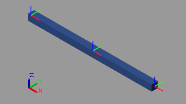 Tutoriel: Modéliser une liaison mécanique simple