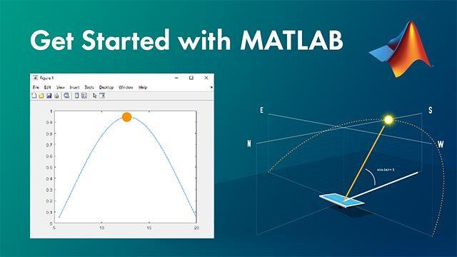 Familiarisez-vous avec MATLAB à travers un exemple. Cette vidéo vous présente les fondamentaux de MATLAB et vous donne un aperçu des possibilités qu'offre la solution.