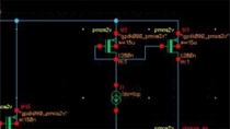 Cosimulate with the detailed analog simulation in Cadence Spectre .