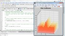 In this webinar, we will introduce new MATLAB-based features for system design that were previously only available in Simulink.  Attend this webinar to learn how you can rapidly design and implement signal processing systems directly in MATLAB. You w