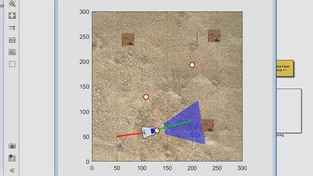 Discover how to create different scenarios for the Mission On Mars Robot Challenge.