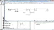 Tutoriel vidéo sur Simscape pour la modélisation d'un système mécanique.