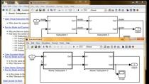 The first part of this two-part webinar series covering tips and tricks for the development of large-scale Simulink models focuses on the organization of blocks and subsystems.