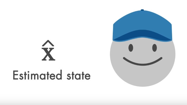 Learn the working principles of state observers, and discover the math behind them. State observers are used to estimate the internal states of a system when you can't directly measure them.