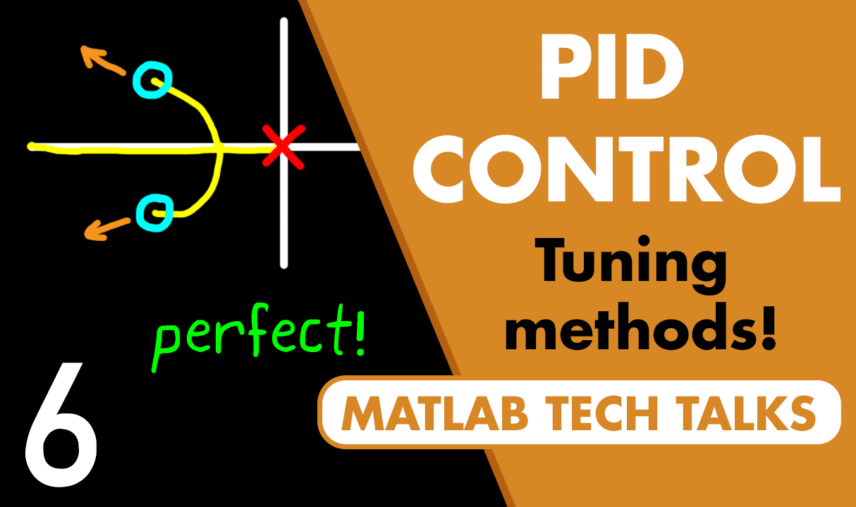 If you have a model of a physical system, you can use it to tune a PID controller that will work to control the physical system. This video presents several PID tuning techniques that use a mathematical model.