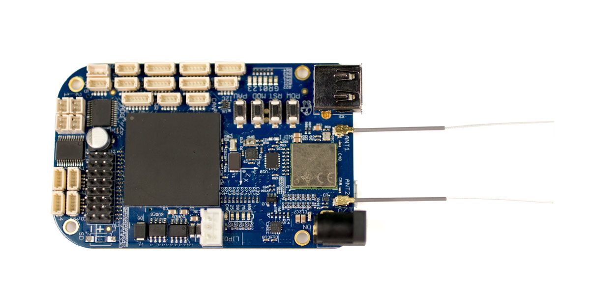BeagleBone Blue Support from Simulink Coder