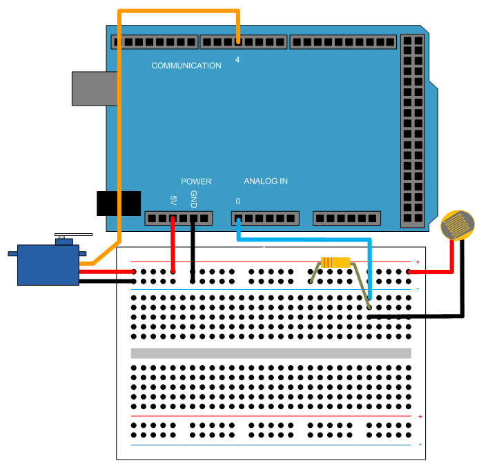Motor Control with Arduino and the Adafruit Motorshield