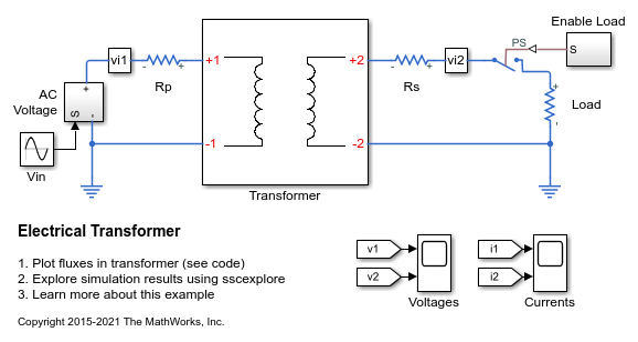 electrical transformer matlab \u0026 simulinkElectronic Circuit Design Using Matlab #12