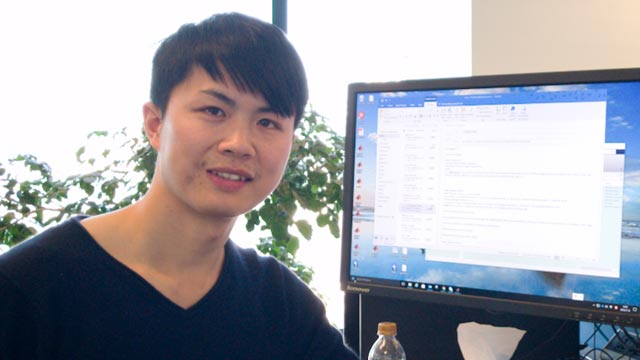 Wentao, Technical Support Engineer, Shanghai