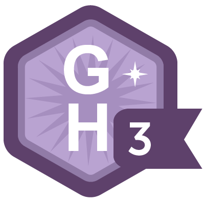 GitHub Submissions Level 3